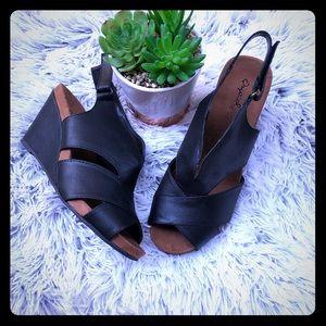 Qupid Laney 05 shoes black size 7.5